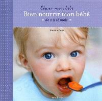 Bien nourrir mon bébé : de 0 à 18 mois