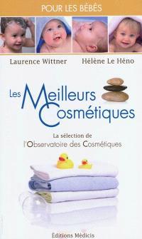 Les meilleurs cosmétiques pour les bébés : la sélection de l'Observatoire des cosmétiques