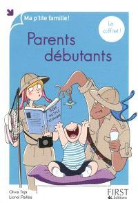 Parents débutants : le coffret !