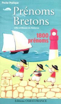 Prénoms bretons : 1.800 prénoms