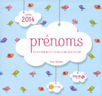 Prénoms, guide 2014 : tout pour bien choisir le prénom de bébé