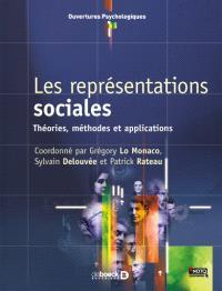 Les représentations sociales : théories, méthodes et applications