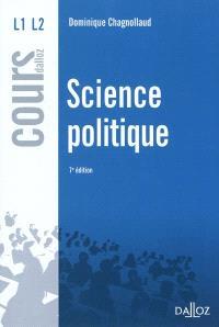 Science politique : éléments de sociologie politique