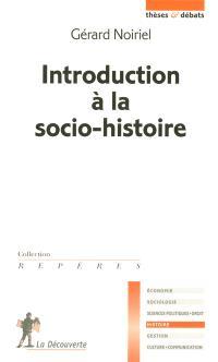 Introduction à la socio-histoire