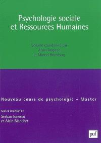 Psychologie sociale et ressources humaines