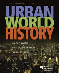 Urban world history  : an economic and geographical perspective