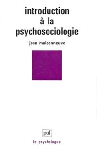 Introduction à la psychosociologie