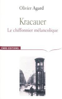 Kracauer, le chiffonnier mélancolique