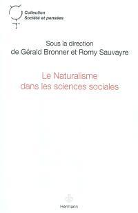 Le naturalisme dans les sciences sociales