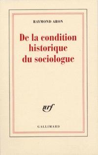 De la condition historique du sociologue : leçon inaugurale au Collège de France prononcée le 1er décembre 70