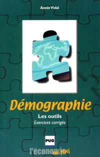 Démographie : les outils : exercices corrigés