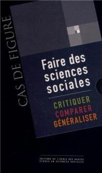 Faire des sciences sociales