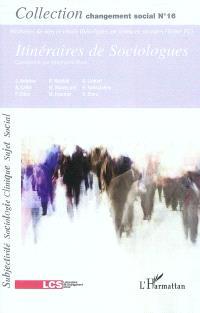 Itinéraires de sociologues : histoire de vies et choix théoriques en sciences sociales (4)