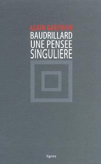 Jean Baudrillard, une pensée singulière