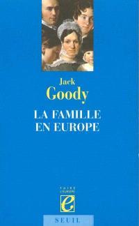 La famille en Europe