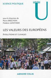 Les valeurs des Européens : évolutions et clivages