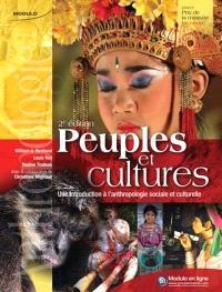 Peuples et cultures  : une introduction à l'anthropologie sociale et culturelle
