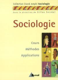 Sociologie : cours, méthodes, applications