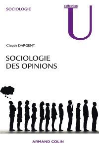 Sociologie des opinions
