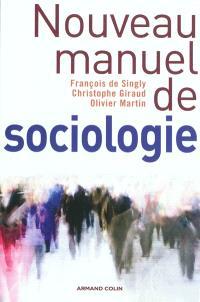 Nouveau manuel de sociologie