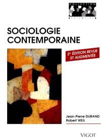 Sociologie contemporaine