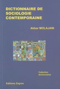 Dictionnaire de sociologie contemporaine