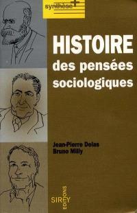 Histoire des pensées sociologiques