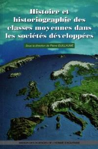 Histoire et historiographie des classes moyennes dans les sociétés développées