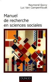 Manuel de recherches en sciences sociales