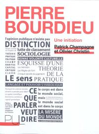 Pierre Bourdieu : une initiation