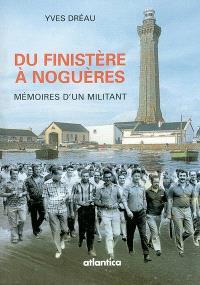 Du Finistère à Noguères : mémoires d'un militant