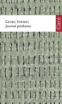 Journal posthume