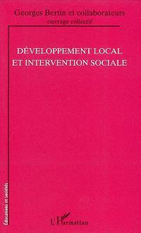 Développement local et intervention sociale