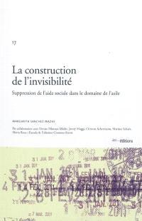 La construction de l'invisibilité : suppression de l'aide sociale dans le domaine de l'asile