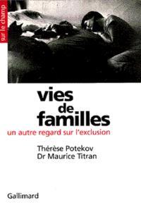 Vies de famille : un autre regard sur l'exclusion