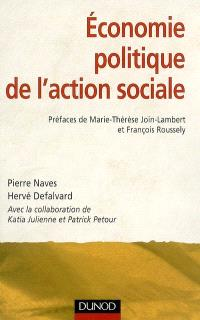 Economie politique de l'action sociale