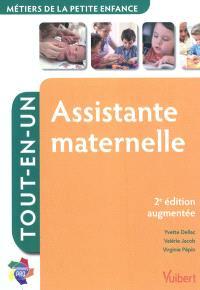 Assistante maternelle, tout-en-un