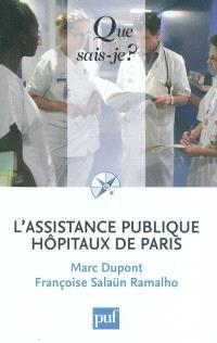 L'Assistance publique-Hôpitaux de Paris