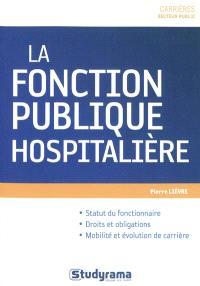 Guide de la fonction publique hospitalière