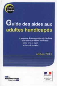 Guide des aides aux adultes handicapés
