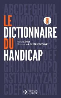 Le dictionnaire du handicap