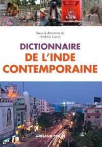 Dictionnaire de l'Inde contemporaine
