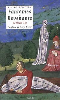 Fantômes et revenants au Moyen Age