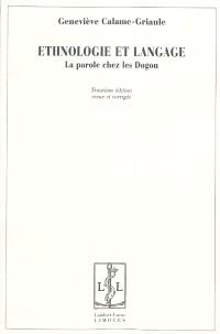 Ethnologie et langage : la parole chez les Dogon