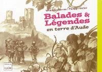 Balades & légendes en terre d'Aude