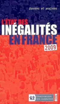 L'état des inégalités en France : données et analyses