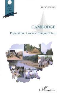Cambodge : population et société d'aujourd'hui