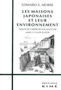 Les maisons japonaises et leur environnement