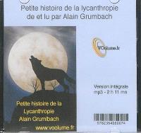 Petite histoire de la lycanthropie