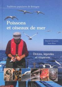 Poissons et oiseaux de mer : faune populaire du bord de mer en Bretagne et pays celtiques